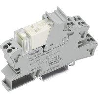 Zásuvná patice s relé WAGO 788-608, 230 V/AC, 16 A, 1 přepínací kontakt
