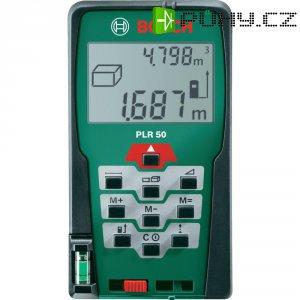 Laserový měřič vzdálenosti PLR50