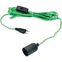 Připojovací kabel Konstsmide, zelená, 5 m