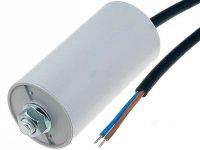45uF/450V motorový kondenzátor MKSP-5P v.4 s kabelem 250mm