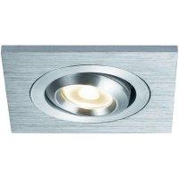 Vestavné LED svítidlo Paulmann Premium Drilled 92524, 3x 3 W, hliník