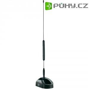 Pokojová DVB-T anténa, One for All SV 9311, 28 dB, černá