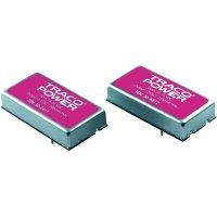 DC/DC měnič TracoPower TEN 30-4822, vstup 36 - 75 V/DC, výstup ±12 V/DC, ±1250 mA, 30 W