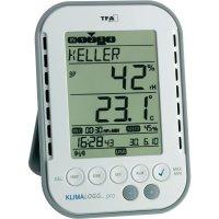 Startovní sada pro měření vlhkosti a teploty v interiéru TFA 30.3180, 2 senzory