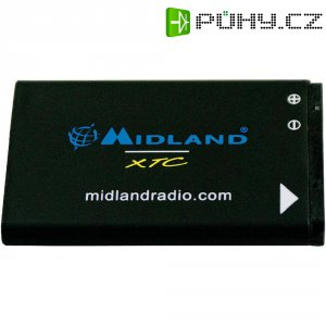 Baterie pro kameru Midland XTA-510