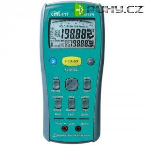 LCR měřicí přístroj CMT 417