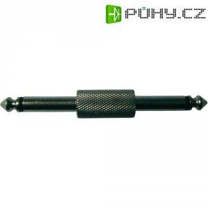 Redukce jack (M) 6,3 mm / jack (M) 6,3 mm (MONO)
