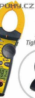 Klešťový multimetr Ideal Electrical TightSight, 61-763, AC/DC