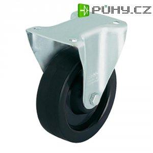 Tepelně odolné kolečko s kontrukční deskou, Ø 200 mm, Blickle 233247, B-PHN 200G