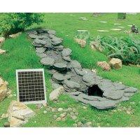 Solární sada pro zahradní potůčky Solar Trend, 01358, 600 l/h