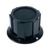 Knoflík Cliff FC1600, pro sérii K1C, 6,35 mm, černá