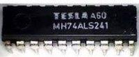 74ALS241 8x neinvertující budič, DIL20 /MH74ALS241/