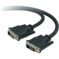 Belkin DVI-D Dualink, připojovací kabel 1,8 m, černý