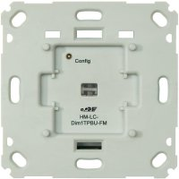 Bezdrátový stmívač pod omítku HomeMatic HM-LC-Dim1TPBU-FM 103020 1kanálový