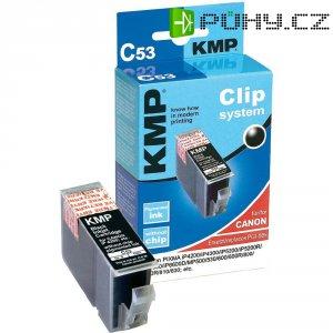 Toner inject KMP C53 = CANON PGI-5BK černá