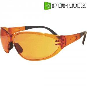 Ochranné brýle Leipold + Döhle Style Orange, 2674, oranžová