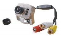 Kamera JK309 CMOS BW + zdroj