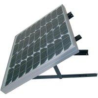 Držák na solární panely, max. šířka modulu 490 mm