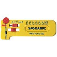 Přesný odizolovač Jokari PWS-Plus 002, Ø 0,25 - 0,80 mm