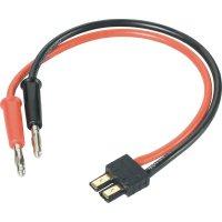 Napájecí kabel Modelcraft, Traxxas, 250 mm, 4 mm²