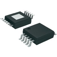 Digitální potenciometr Analog Devices AD5258BRMZ10, MSOP 10