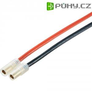 Napájecí kabel Modelcraft, 3,5 mm konektor zásuvka/zásuvka, 300 mm, 2,5 mm²