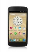 Prestigio MultiPhone 3502 DUO, tmavě chromový (PSP3502DUOMETAL)