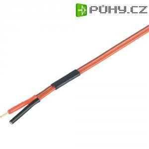 Napájecí kabel Modelcraft, 0,8 mm konektor zásuvka/zástrčka, 300 mm, 0,35 mm²