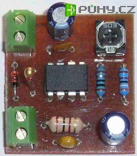 Regulátor ventilátoru PC