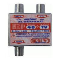 Anténní slučovač AZP48+TV F-F