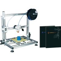 3D tiskárna Velleman + software TriScatchR3D a TriModoR3D