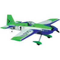 RC model letadla E-flite Edge 540 QQ BNF, 660 mm, ARF