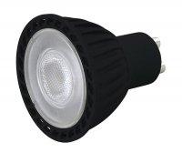 Žárovka LED GU10/230V 6W bílá teplá SHARP