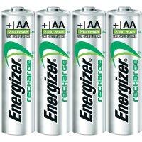 Akumulátor Energizer Extreme, NiMH, AA, 2300 mAh, 4 ks