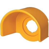 Ochranný límec nouzového tlačítka, (Ø x v) 78 mm x 50 mm Eaton M22-XGPV, žlutá, 1 ks