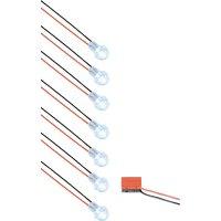 Vestavné LED světlo hvězdné nebe QLT A40K7SPOT1BC, modrá