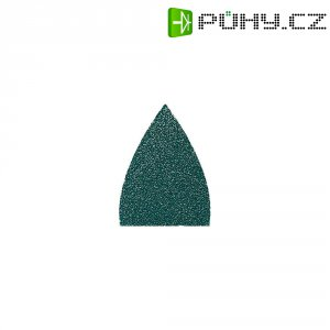 Brusný papír - trojúhelník 20 ks, K240