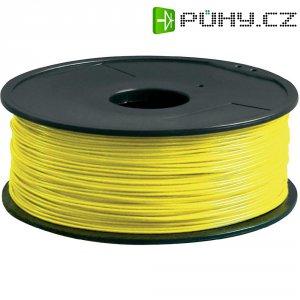 Náplň pro 3D tiskárnu, Renkforce PLA175Y1, PLA, 1,75 mm, 1 kg, žlutá