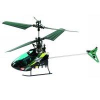 RC model vrtulník McTrack Micro Flylight 4-kanal