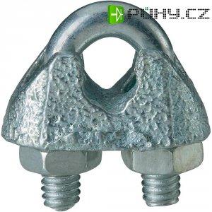 Lanové spony DIN 741 M4/3, 10 ks