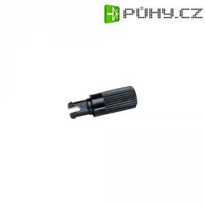 Hřídel k trimru Piher 5272, 6 x 18,2 mm, černá