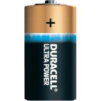 Alkalická baterie Duracell Ultra, typ C, sada 2 ks