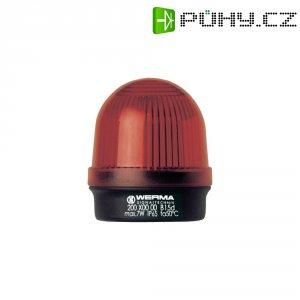Signální osvětlení Werma Signaltechnik 200.100.00, 12 - 240 V / AC/DC, IP65, červená