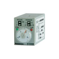 Multifunkční časové relé Panasonic S1DXMM2C10HDC24V-S, 24 V, 7 A