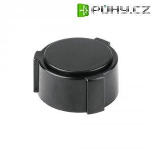 Krytka na otočný knoflík (Ø 15 mm) Mentor 4131.063, KAPPEN SW, černá
