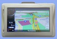 GPS navigace včetně map IGO8 FULL EUROPE s bluetooth a FM vys.