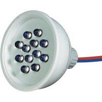 LED žárovka Signal Construct, MZCL5012574, 24 V, 74000 mcd, zelená, MZCL 5012574