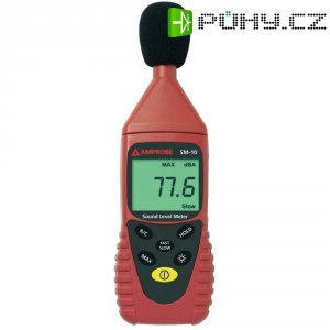 Hlukoměr Beha Amprobe SM-10, 30 až 130 dB