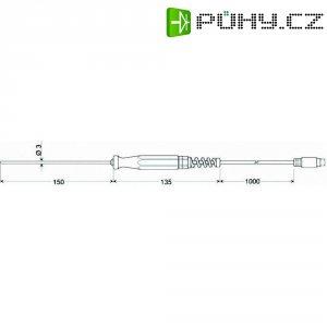 Ponorný snímač pro kapaliny a plyny, 4-vodič, Greisinger GTF 601 1/3DIN, 100660