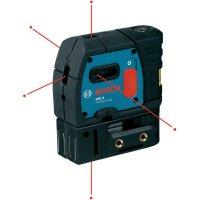 Stavební laser Bosch, 0.601.066.200, 5bodový